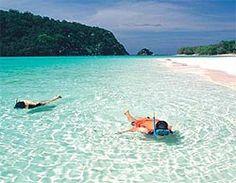 Koh Lanta marine national park