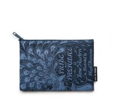 Pencil cases for writers, readers and book lovers: Pride & Prejudice pencil case from Out of Print Clothing