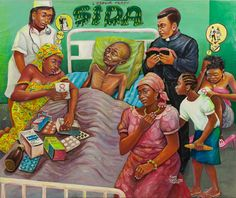 New art from Africa – in pictures. Sam Ilus