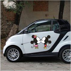 Micra Nissan Flower Sticker Micra Attitudebelgië - Spongebob car decals