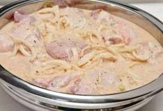 Kefir, Mashed Potatoes, Meat, Chicken, Ethnic Recipes, Food, Whipped Potatoes, Smash Potatoes, Essen
