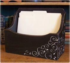 File Folder Box for my office??