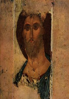 RUBLEV, Andrei The Saviour 1410s