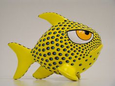Papier Mache Fish on Behance