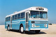Scania 1972, Egged bus company museum, Holon, Israel