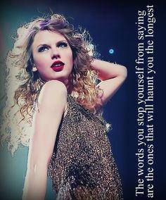 Quotes  Lyrics Graphics Needed! : Taylor Swift