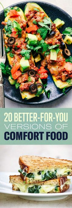 20 Better-For-You Versions Of Classic Comfort Foods