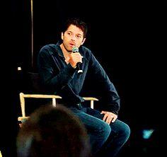 Misha has got style