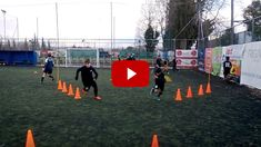 Football Agility Speed Drills. The best soccer/football videos, drills and articles on the web for soccer/football coaches. Soccer Shooting Drills, Soccer Dribbling Drills, Soccer Drills For Kids, Soccer Training Drills, Soccer Coaching, Youth Soccer, Football 24, Football Videos, Football Coaches