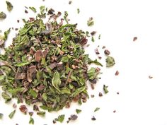 MINT-CACAO- A choc-mint treat loaded with natural menthol, minerals an - Mayde Tea
