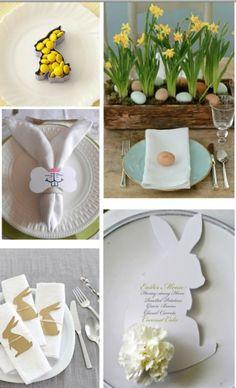 Pinterest Easter Plate Decoration ideas