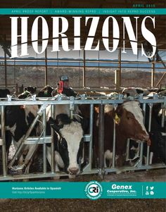 Dairy Horizons - April 2015