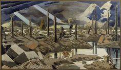 Paul Nash and World War One: 'I am no longer an artist, I am a messenger to…