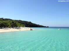 Roatan Island, Honduras....yep, me and my girlfriends laid out on this beach...be jealous :-)