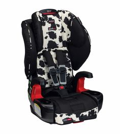 Britax Frontier ClickTight Booster Car Seat - Cowmooflage. Albeebaby.com 20% sale