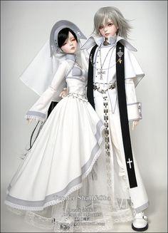 Dream of Doll: Sha & Tender Shall...love shall's dress