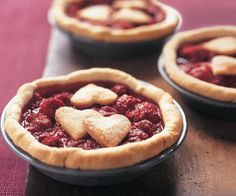 Fresh Raspberry Pie by Fine Cooking