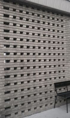 Lattice Brick work in Chicago - Starbucks (Lakeview)