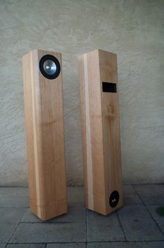 Jordan JX-92 Tidy Transmission Line Speakers