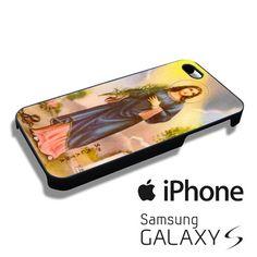 Saint St iPhone 4/4s,iPhone 5/5s/5c,Samsung Galaxy S3/S4/S5 Case