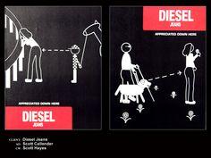 advertising diesel - Cerca con Google