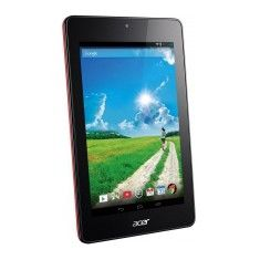 Acer Iconia B1 Android-Tablet 17.8 cm (7 Zoll) 8 GB WiFi Rot 1.6 GHz Dual Core