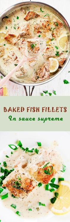 Easy baked perch fillet recipes