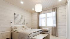 Ekologiczne domy z bali Log Home Interiors, Log Home Designs, Light Of Life, Wooden House, House In The Woods, Log Homes, Home Bedroom, Sweet Home, Cottage