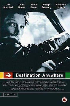Universal Kevin Bacon/Jon Bon Jovi/Annabella Sciorra - Destination Anywhere