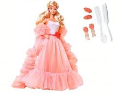 Peaches and Cream Barbie - she was my favorite Barbie doll!