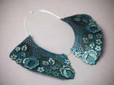 Enlace- Laser Cut Jewelry- Julietje Collar