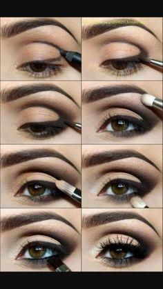 In deze 8 stappen maak je een mooie ooglook smoking eyes
