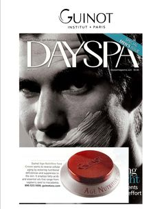 Day Spa Magazine . - Guinot - Professional skin care products and skin treatments