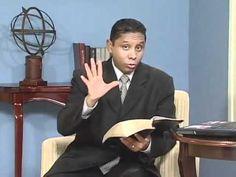 05 - Deus e o Conflito (O Grande Conflito) Pr. Luís Gonçalves