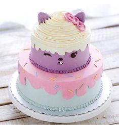 Эти торты такие красивые, что над ними даже дышать страшно вкусняшки, торт, готовка, красота, цветы, длиннопост