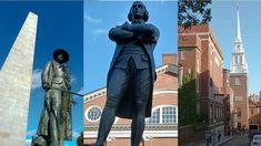 Freedom Trail Boston - Virtual Tour in 5 Minutes