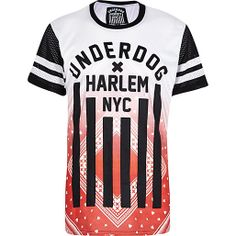 White Beck   Hersey Harlem NYC t-shirt - branded t-shirts - t 1fc0233429a