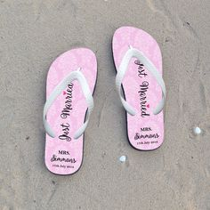 4a6a1ab56 27 Best Personalized flip flops images