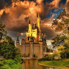 How to Visit Fairy Tale Theme Parks #stepbystep