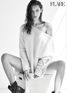 You're Looking at Bella Hadid's Sexiest Shoot to Date