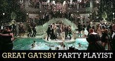 Great Gatsby Songs - 1920s Playlist #party #playlist #gatsby