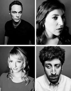 The Big Bang Theory Ensemble