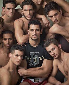 Dolce & Gabbana Fall 2011 Catalogue by Mariano Vivanco.