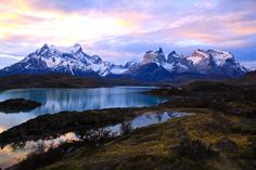 Ever wondered what's at the end of the world? WOW heads to the South of Chile to explore Patagonia and uncover what lies at the end of the world - Explora.