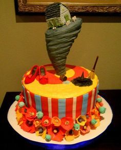 The Wizard of Oz — Birthday Cakes