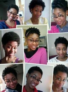 Celebrating my 6 month natural hair journey! Love my hair-Yes!!