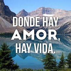 Vivir en amor..