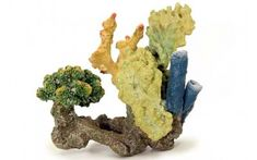 Rocks & Coral - Leucothea Artificial Living Coral is an ideal Aquarium Decoration. This Replica Reef Coral is ideal for any aquarium.Leucothea Artificial Living Coral - Our Leucothea Artificial Living Coral is an ideal Aquarium Decoration.