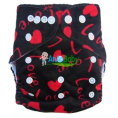 AnAnBaby Minky Baby Nappy With One Microfiber Inserts D24 [D24] - $5.50 : AnAnBaby-Wholesale and Retail Quality Baby Cloth Diaper