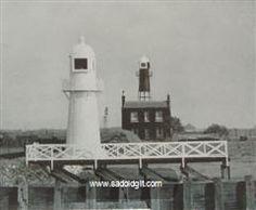 Saltend Lighthouses, England